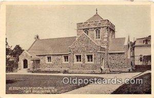 St Stephen's Episcopal Church Port Washington, NY, USA 1910
