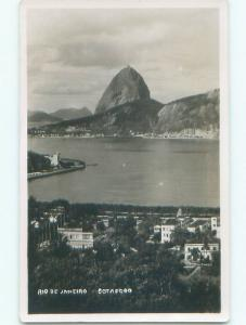 old rppc NICE VIEW Rio De Janeiro Brazil i3021