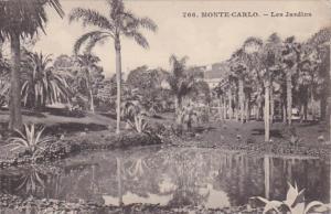 Monaco Monte Carlo Les Jardins