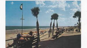 Breeze along Boardwalk , Myrtle Beach , South Carolina , 40-60s