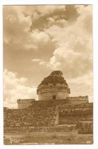 RP  El Observatorio, Chichen-Itza, Mexico, 30-40s