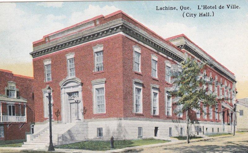 LACHINE , Quebec , Canada , 00-10s ; City Hall