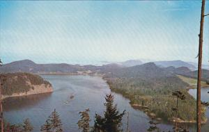 Gulf Islands , B.C. , Canada , 50-60s ; Active Pass