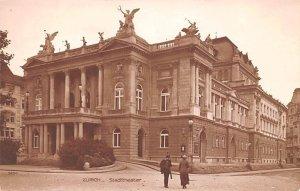 Zurich Stadttheater Switzerland Unused