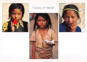 BT2247 Nepal faces     Nepal