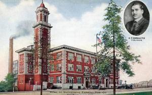 IA - Des Moines. Home of Successful Farming Publishing Company