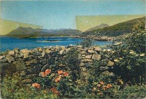 Postcard Uk Scotland Tarskavaig, Inverness-shire
