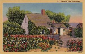 An Early Cape Cod Home Cape Cod Massachusetts
