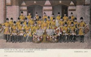 TORONTO, Ontario , 1900-10s, C.N.E. ;Band of H.M., 2nd Life Guards (State Dress)