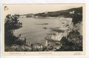 RP  Costa Brava, Playas de Terumal, Spain, 20-40s
