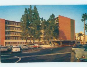 Pre-1980 HOSPITAL SCENE Fresno California CA W2972