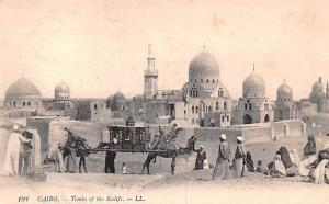 Cairo Egypt, Egypte, Africa Tombs of the Kalifs Cairo Tombs of the Kalifs
