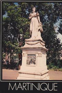 Statue of the Empress, Martinique, Antilles, 50-70´s
