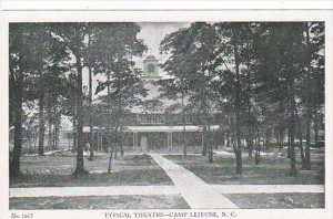 North Carolina Camp Lejeune Typical Theatre