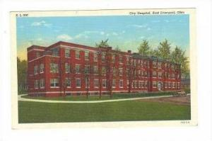 City Hospital, East Liverpool, Ohio, 30-40s