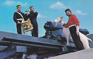 KINGSTON, Ontario, Canada, 1940-1960's; Fort Henry, Fort Henry Guards & Gunne...
