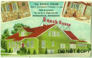 The Ranch House, Minneapolis Minn