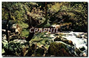 Fontaine de Vaucluse Postcard Modern source by High Water
