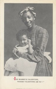 Ise Mammy's VALENTINE , 1908