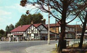 The Haystack Canvey Island Inn Pub 1970s Essex Stunning Vintage Photo Postcard
