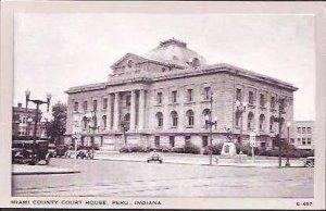 IN Peru Miami County Court House