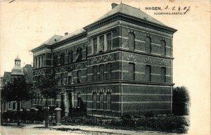 CPA AK Hagen i. W. - Augenheilanstalt GERMANY (857742)
