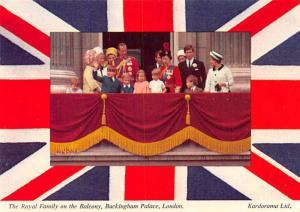 Royal Family - Buckingham Palace, London