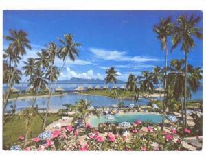 Beachcomber Hotel , Tahiti , 50-70s