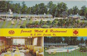 Virginia Jarratt Jarratt Motel & Restaurant