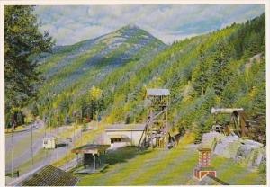 Canada British Columbia Rossland Mine Museum