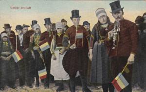 MARKER, Noord-Holland, Netherlands, 1900-1910's; Marker Bruiloft