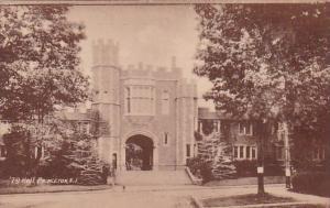 79 Hall Princeton New Jersey