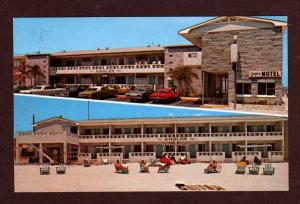 FL Angler Motel Apartments CLEARWATER BEACH FLORIDA PC