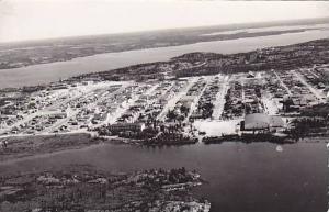 RP: Air view , YELLOWKNIFE, N.W.T. , Canada , 20-40s 1/2