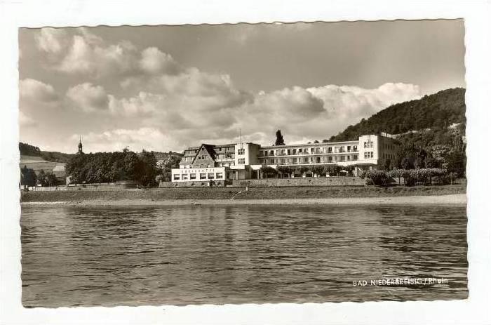 RP, Das Rhein Hotel, Bad Breisig (Rhineland-Palatinate), Germany, 1920-1940s