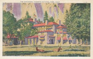 The Ahwahnee , Yosemite National Park , 00-10s