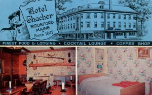 ME - Biddeford. The Thacher Hotel