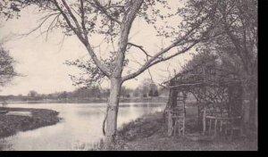 Missouri Pertle Springs Lake Cena Albertype