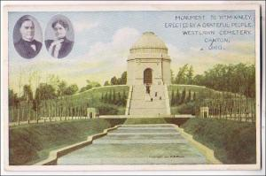 Mc Kinley Monument, Canton OH