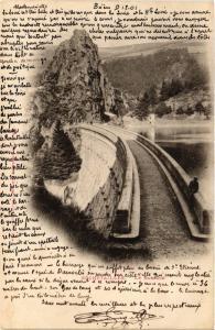CPA ROCHETAILLÉE - Le Barrage (294049)