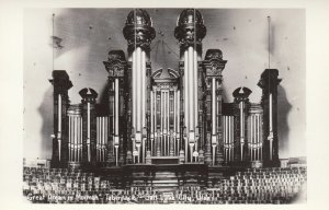RP: SALT LAKE CITY , Utah , 1930-40s ; Pipe Organ , Tabernacle