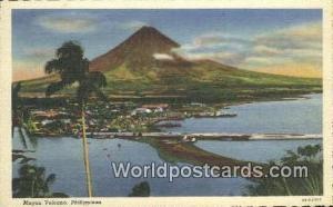 Philippines, Pilipinas Mayon Volcano Mayon Volcano