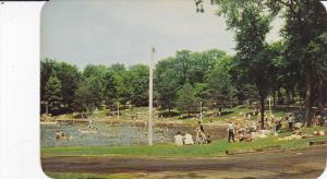 BOONVILLE, New York, 1940-1960's; Enjoying The Pool At Erwin Park