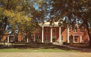 MS - Columbus. Mississippi State College for Women, Shattuck Hall