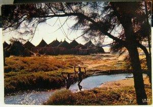 Kenya African Village - unposted