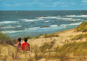 Belgium Zee Strand Beach Sea Waves Landscape Plage