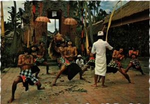 CPM Bali Keris dance in Barong legendary INDONESIA (726886)