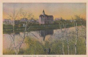 SASKATOON , Sask. , 1910-30s ; Bessborough Hotel