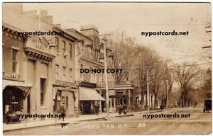 RPPC - Main Street, Penn Yan NY