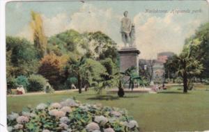Sweden Karlskrona Hoglands Park 1912